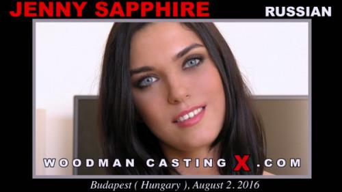 Jenny Sapphire - Woodman Casting X (2020) SiteRip |