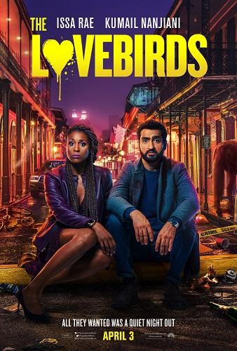 The Lovebirds 2020 1080p NF WEB-DL H264 DD+5 1 H 264-EVO