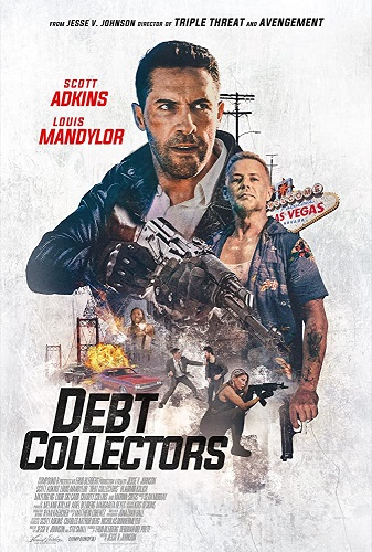 Debt Collectors 2020 HDRip XviD AC3-EVO