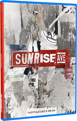 Sunrise Avenue - Fairytales Best Of 2006-2014 (2014, Blu-ray)