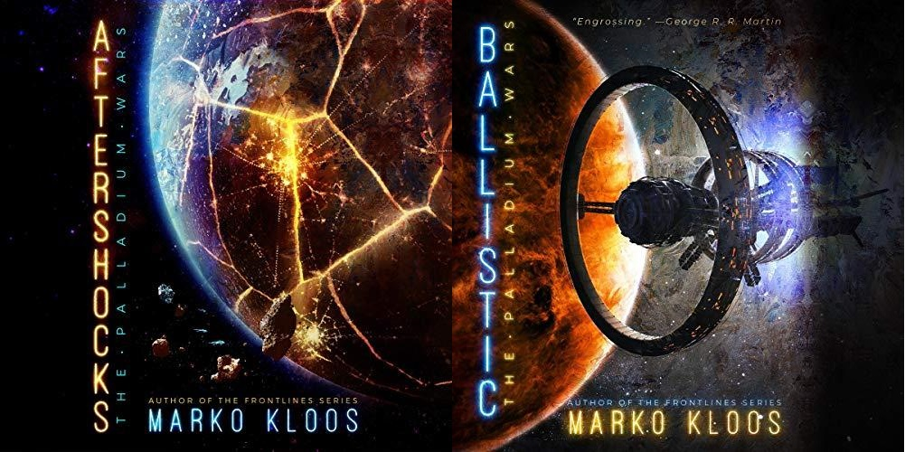 The Palladium Wars Book 1-2 - Marko Kloos