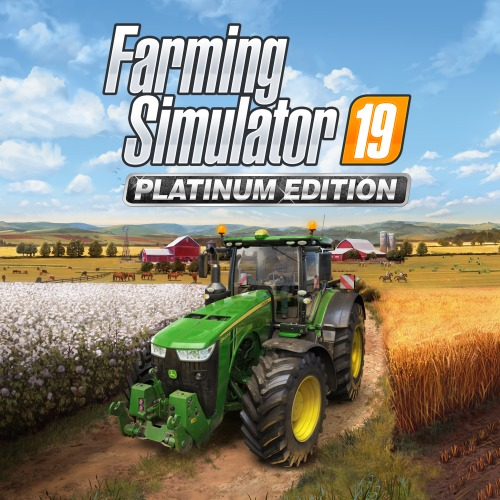 Farming Simulator 19 - Platinum Expansion [v 1.7.1.0 + DLCs] (2018) PC | Repack от xatab