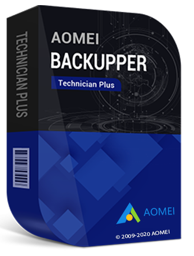 AOMEI Backupper Technician Plus 5.8.0 RePack (& Portable) by elchupacabra [2020,Multi/Ru]