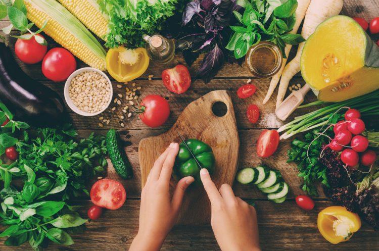 Вегетарианство — это синоним здорового питания