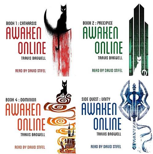 Awaken Online Series - Travis Bagwell