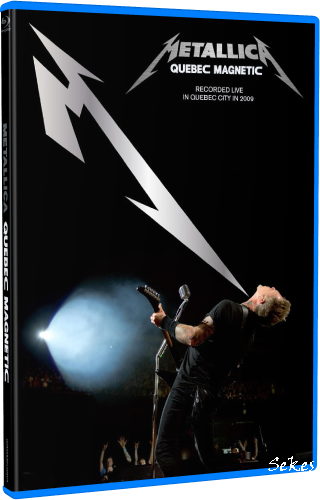Metallica - Quebec Magnetic (2012, Blu-ray)