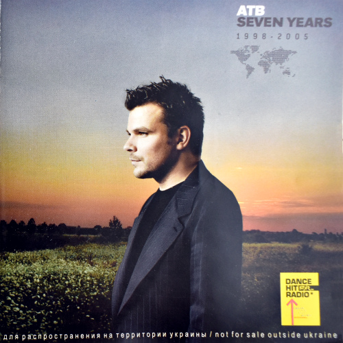(Electronic) [CD] ATB - Seven Years - 1998-2005 - 12 Jun 2005, FLAC (tracks+.cue), lossless
