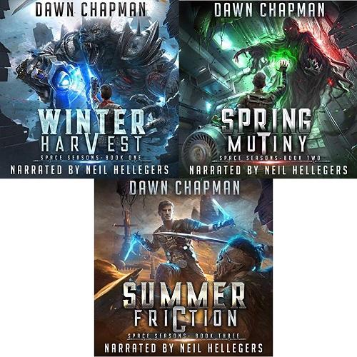 Space Seasons Series Book 1-3 - Dawn Chapman