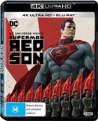 Superman: Red Son (2020) .mkv 4K 2160p BDRip HEVC x265 HDR ENG Sub ITA AC3 DTS DTS-HD MA VaRieD