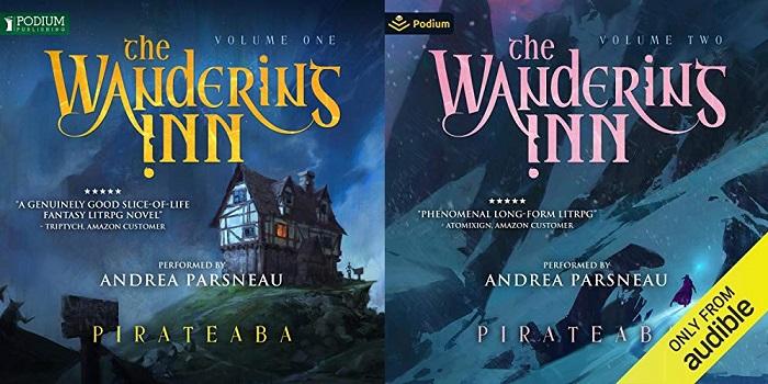 The Wandering Inn Series Book 1-2 - Pirate Aba