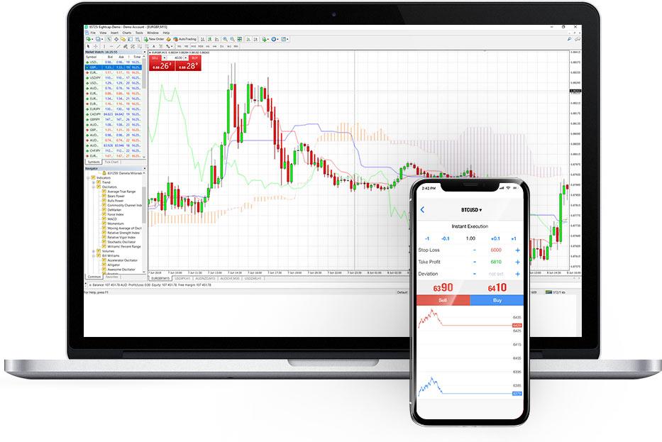 Особенности торговли на бирже с помощью MetaTrader 4