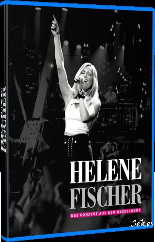 Helene Fischer - Das Konzert aus dem Kesselhaus (2017, Blu-ray)