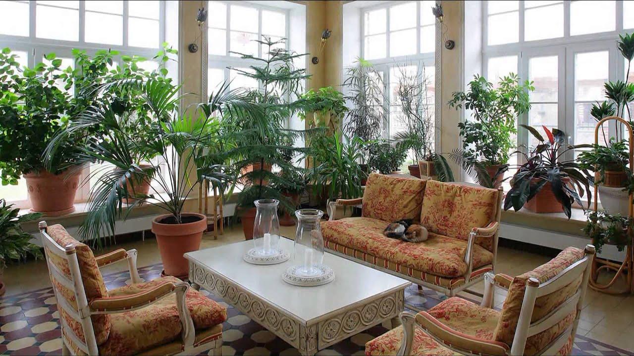 квартиры с зимним садом