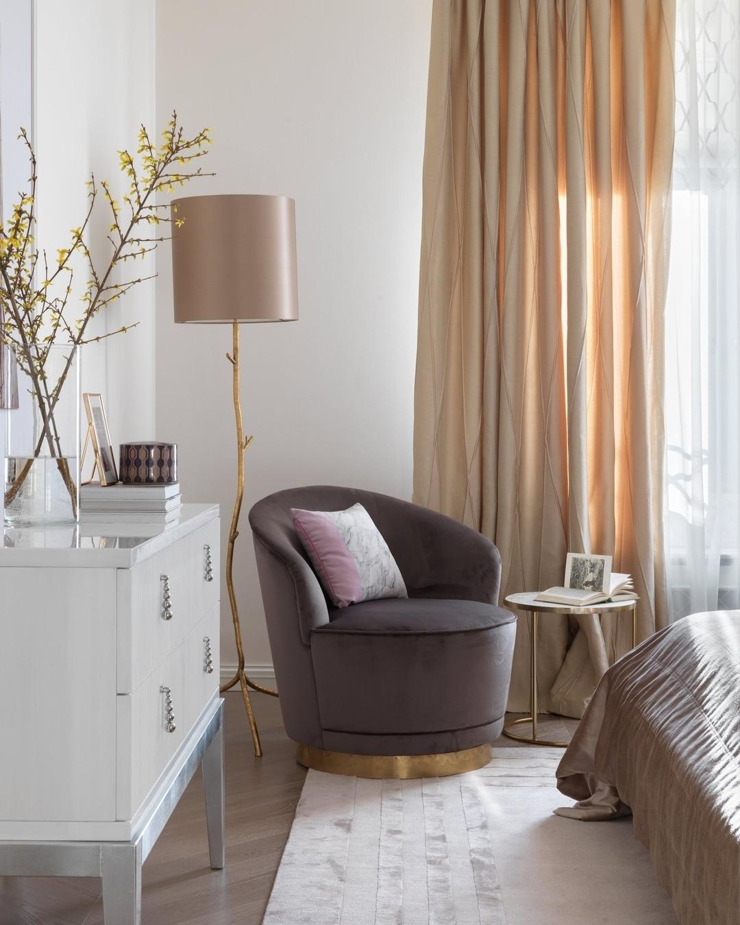 Кресло V007 в авторском дизайне от Марии Поклонцевой