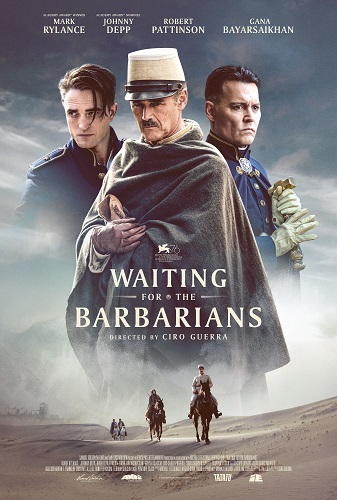 Waiting for the Barbarians 2020 HDRip XviD AC3-EVO