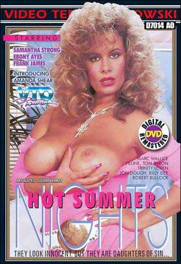 Горячие летние ночи / Hot Summer Nights (1988) DVDRip |