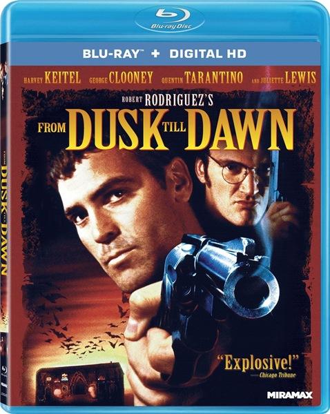 От заката до рассвета / From Dusk Till Dawn (1996) HDRip-AVC   Кубик в кубе