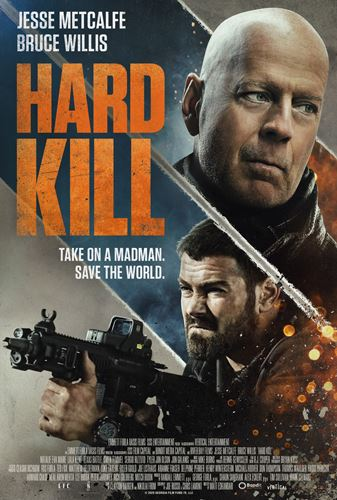 Полное уничтожение / Hard Kill (2020) WEB-DLRip [H.264] [MVO]