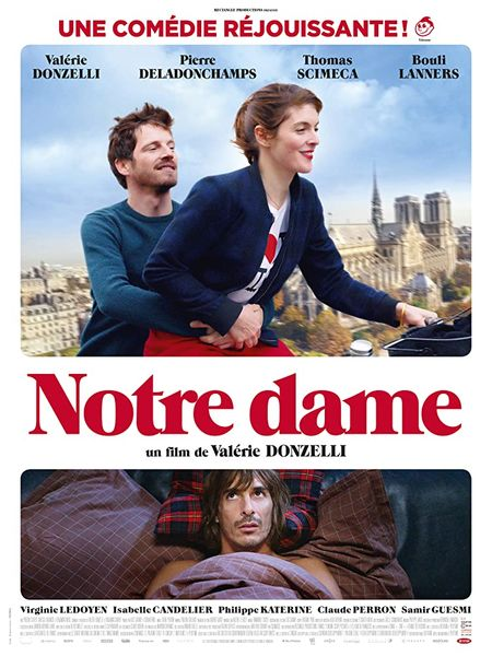 Нотр-Дам / Notre Dame (2019) BDRip-AVC от Generalfilm | iTunes