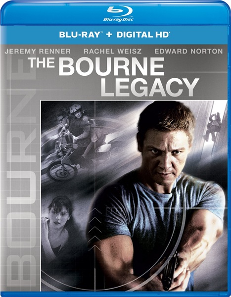 Эволюция Борна / The Bourne Legacy (2012) BDRip 1080p | A