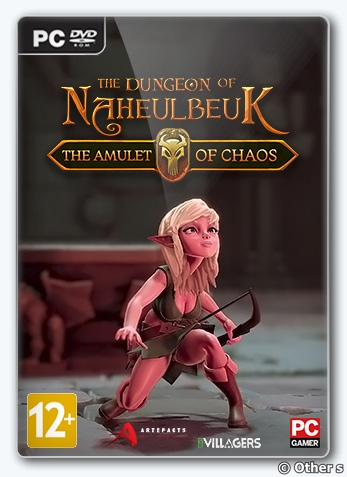 The Dungeon Of Naheulbeuk: The Amulet Of Chaos (2020) [Multi] (1.0 373 34341) Repack Other s