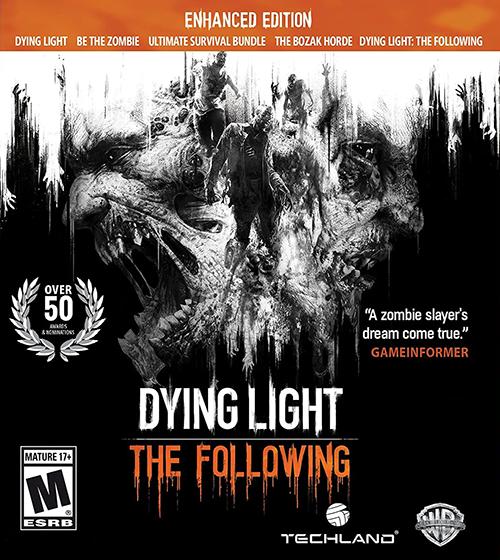 Dying Light: The Following - Enhanced Edition [v 1.35.1 + DLCs] (2016) PC | Repack от xatab | 14.25 GB