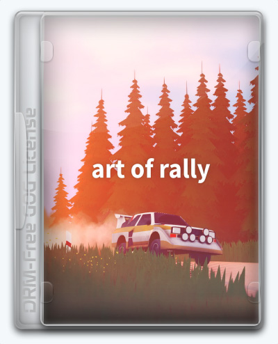 art of rally (2020) [Ru / Multi] (1.0.1) License GOG [Deluxe Edition]