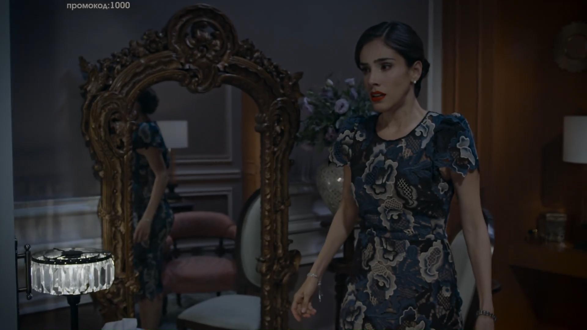 Узурпаторша (1 сезон: 1-25 серия из 25) (2019) WEBRip 1080p | WestFilm