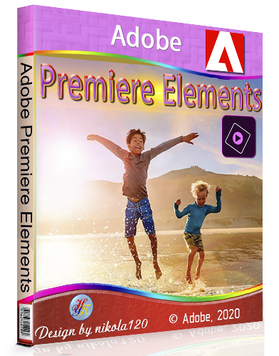 Adobe Premiere Elements 2021 19.0 by m0nkrus [2020,Multi / Ru]