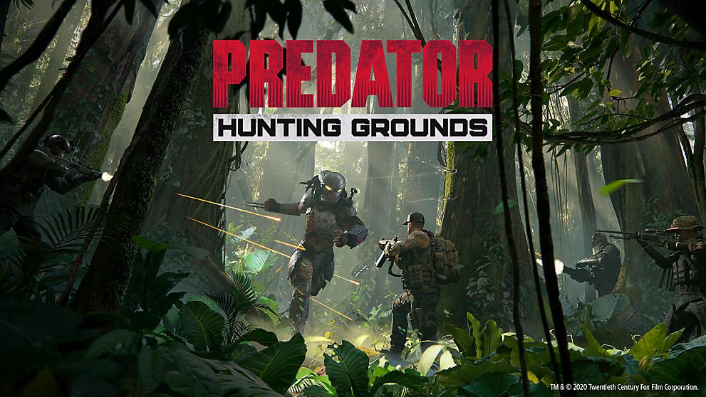 Predator Hunting Grounds 2020 DODI RePack