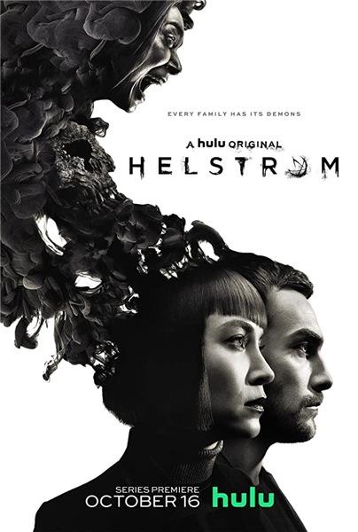 Хелстром / Helstrom [S01] (2020) WEB-DL 1080p   BaibaKo