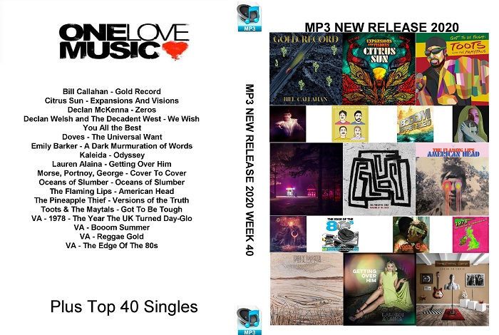 MP3 NEW RELEASES 2020 WEEK 40