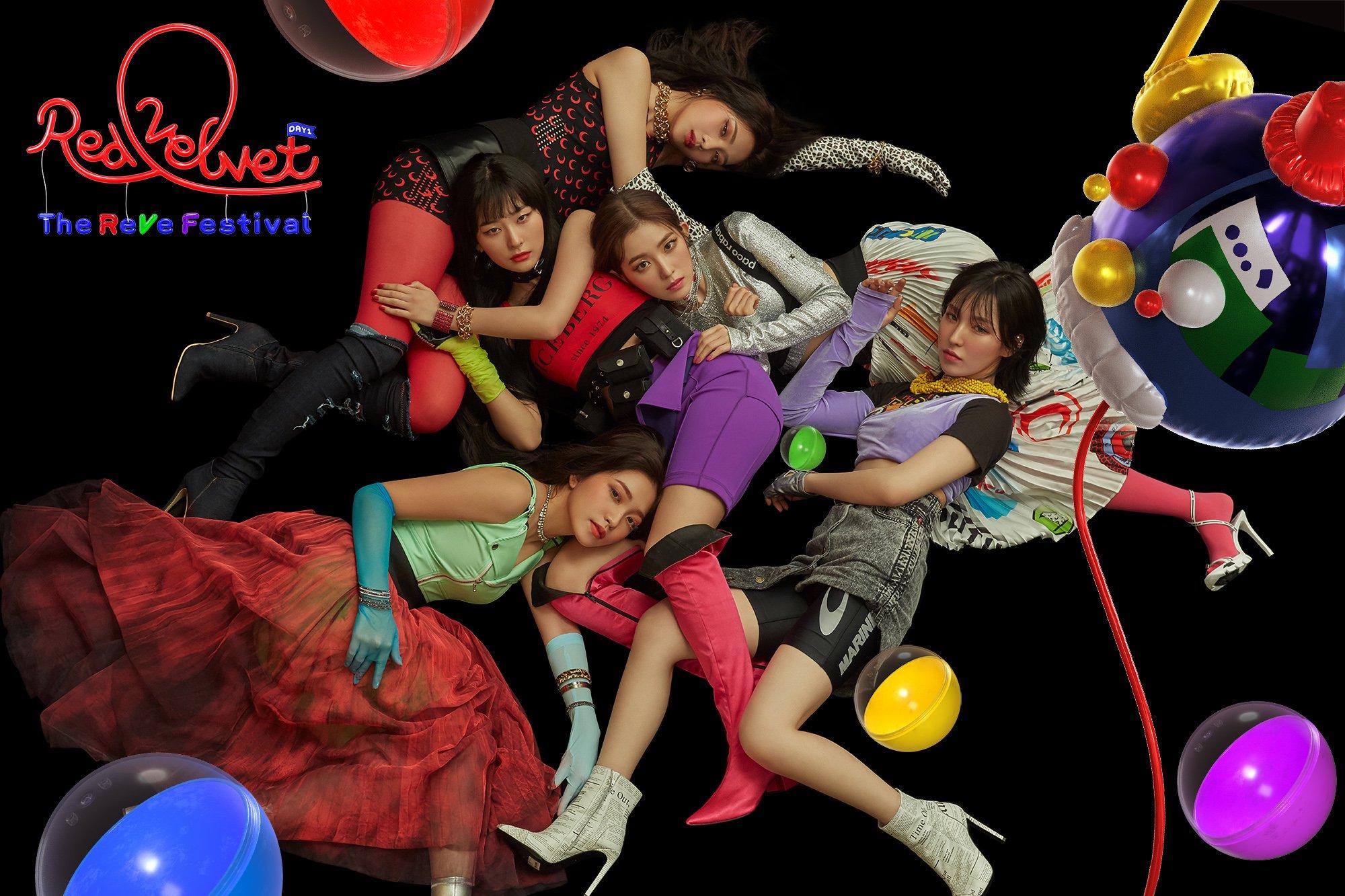 Red Velvet, The ReVe Festival Day 1 [PH201025023419]