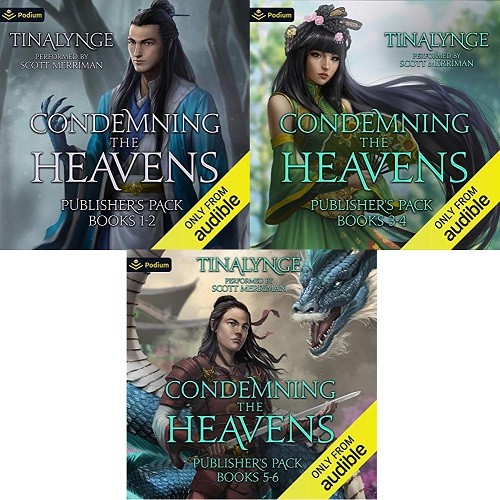 Condemning the Heavens Series Book 1-6 - Tinalynge
