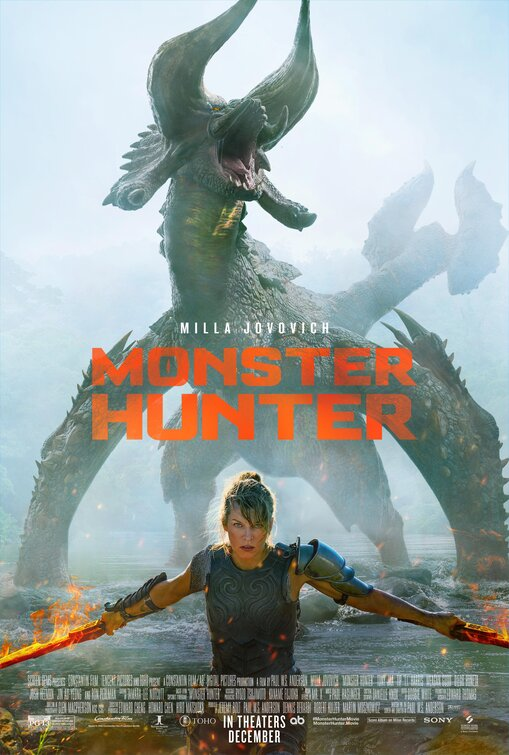 Łowca potworów / Monster.Hunter.(2020).PL.480p.BDRip.x264-Lcs / LEKTOR PL