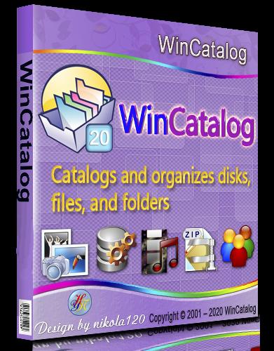 WinCatalog 2020.2.4.1210 RePack (& Portable) by TryRooM [2020,Multi/Ru]