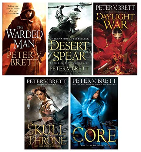 Demon Cycle (Graphic Audio Complete) - Peter V Brett
