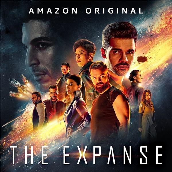 Пространство / The Expanse [Сезон: 5, Серии: 1-8 (10)] (2020) WEB-DL 1080p  | HDRezka Studio, TVShows, AlexFilm