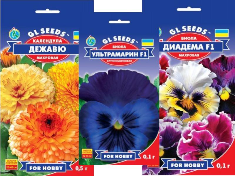 Семена цветов, которые стоит выбрать для затененного участка