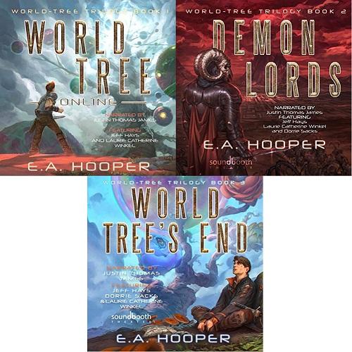 World Tree Trilogy Books 1-3 - E. A. Hooper