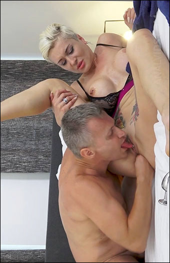 Tanya Virago - MILF Tanya Virago Ass Fuck & First Time Anal Fist Fucking Ever! RA019 (2020) WEB-DLRip 720p