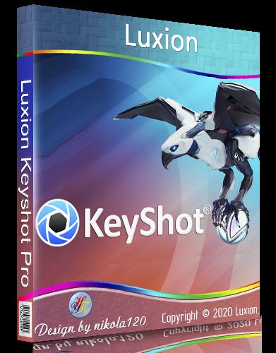 Luxion Keyshot Pro 10.0.198 [2021,Multi/Ru]