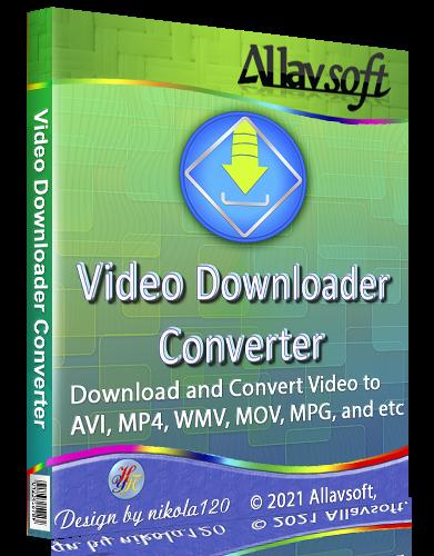 Allavsoft Video Downloader Converter 3.23.2.7675 RePack (& Portable) by elchupacabra [2021,Multi/Ru]
