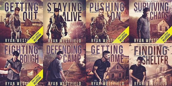 The EMP Series Book 1-8 - Ryan Westfield