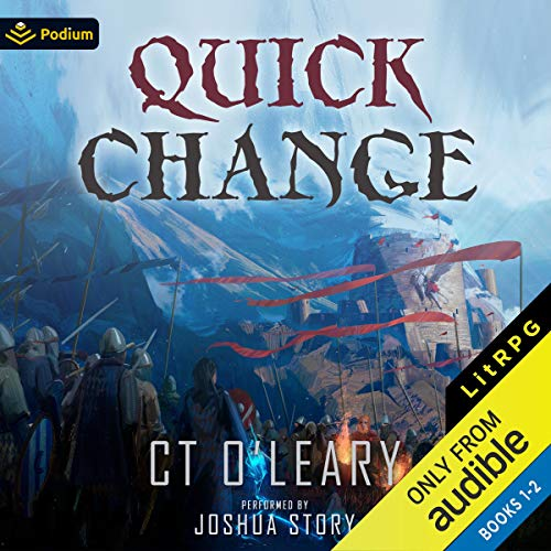 Quick Change Series Book 1-2 - C.T. O'Leary