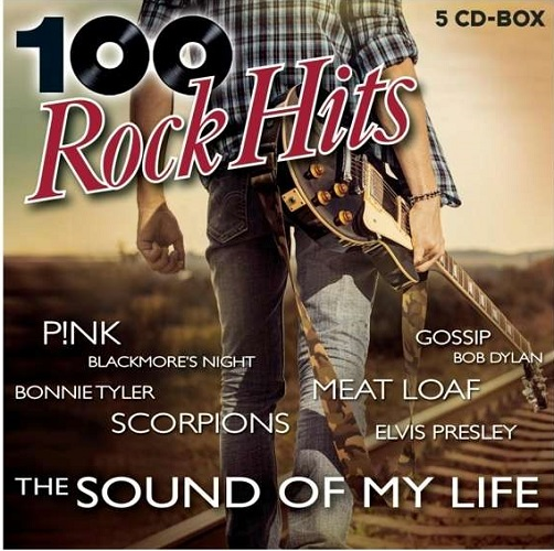 100 Rock Hits - The Sound Of My Life [5CD]