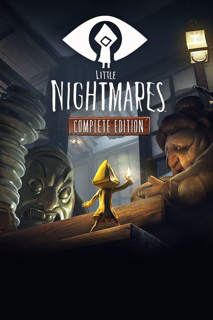 Little Nightmares: Complete Edition | Repack by FitGirl