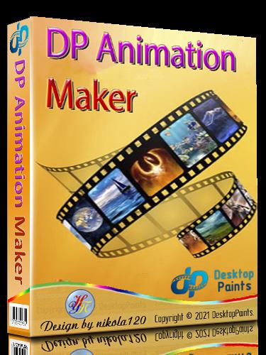 DP Animation Maker 3.4.34 RePack (& Portable) by TryRooM [2021, En]
