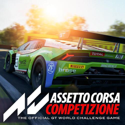 Assetto Corsa Competizione [v 1.6.0 + DLCs] (2019) PC | Repack от xatab | 7.39 GB