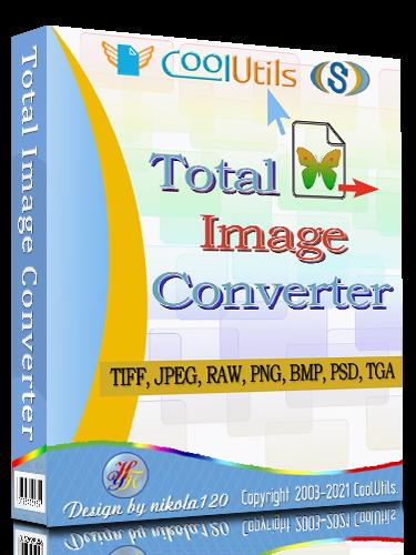 CoolUtils Total Image Converter 8.2.0.230 RePack (& Portable) by elchupacabra [2021,Multi/Ru]